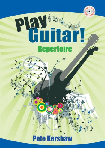 Play Guitar Repertoire : A Plain English Easy To Follow Course