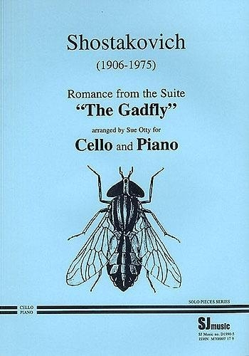 Romance From The Suite The Gadfly: Cello