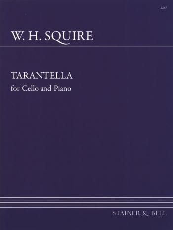 Tarantella: Cello & Piano  (Stainer & Bell)