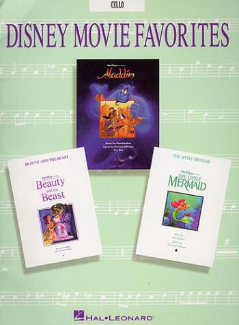 Disney Movie Favourites: Cello