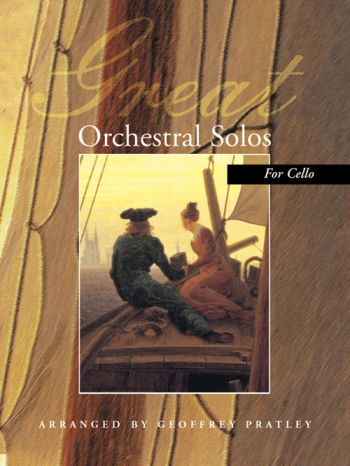 Great Orchestral Solos: Book 1: Cello & Piano