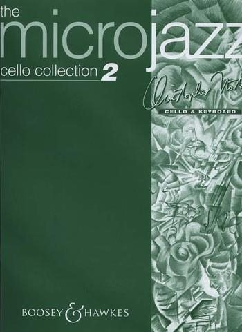 Microjazz Collection 2: Cello & Piano (norton) (Boosey & Hawkes)