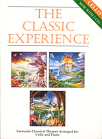 Classic Experience Cello: Book & 2 CDs (Cramer)