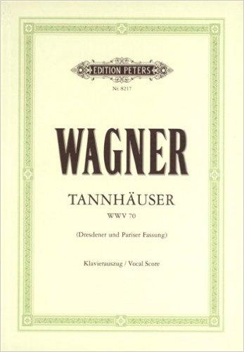Tannhauser: Vocal: Opera