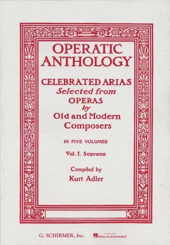 Operatic Anthology Volume I: Soprano