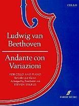 Andante Con Variazioni: Cello (Faber)