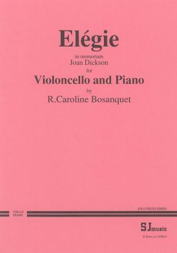Elegie: Cello & Piano