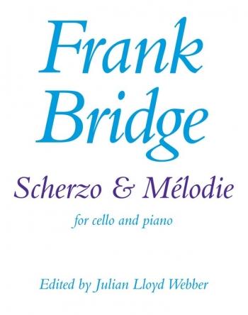 Scherzo And Melodie: Cello & Piano (Faber)
