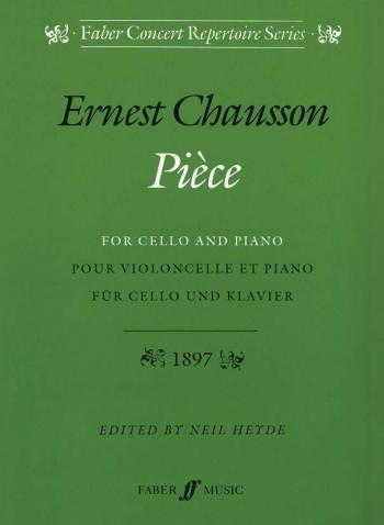 Piece: Op39: Cello (Faber)