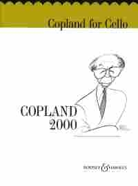 Copland 2000 For Cello: Separate Part - Violoncello (Boosey & Hawkes)