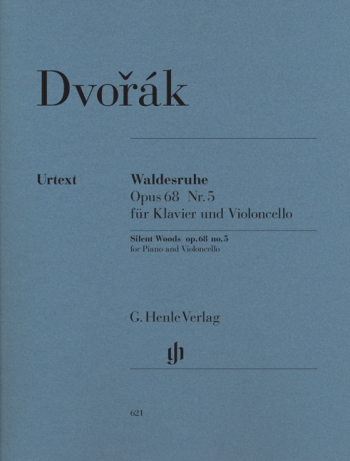 Waldesruhe: Op68: 5: Cello & Piano  (Henle)