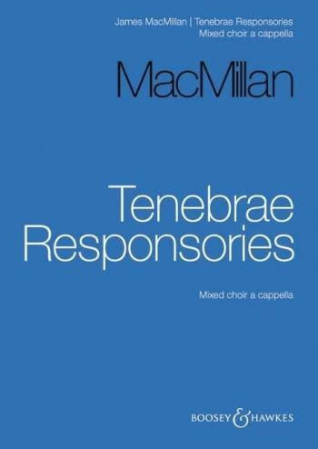 Tenebrae Responories: Vocal: Mixed Choir
