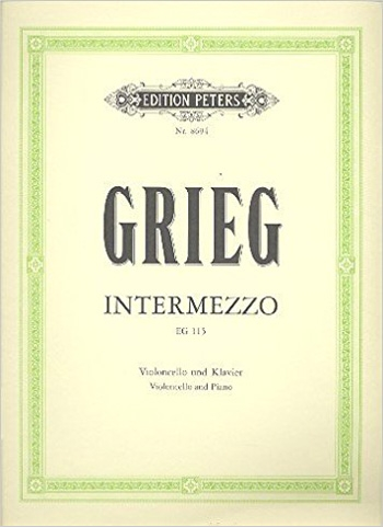 Intermezzo: Cello & Piano (Peters)