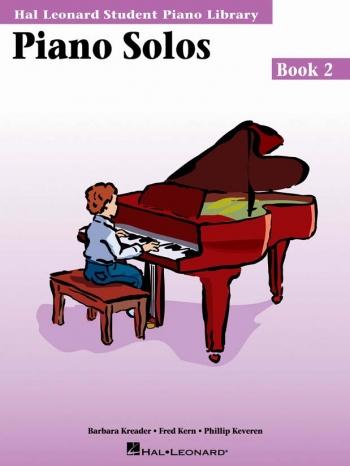 Hal Leonard Student Piano Library: Book 2: Piano Solos