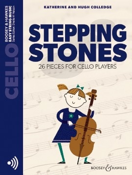 Stepping Stones: Cello Part Only (colledge) (Boosey & Hawkes)