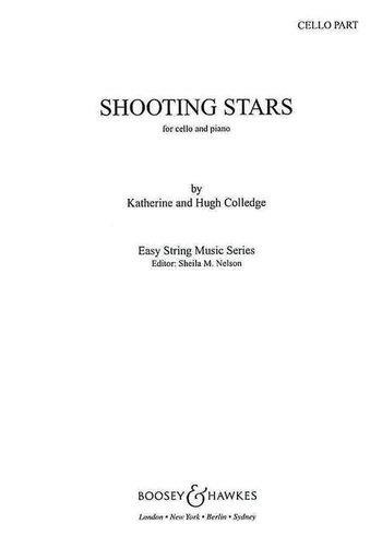 Shooting Stars: Cello Part Only (colledge) (Boosey & Hawkes)