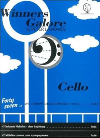 Winners Galore: Cello Part