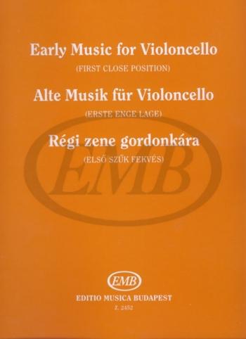 Old Music For Violoncello: Cello