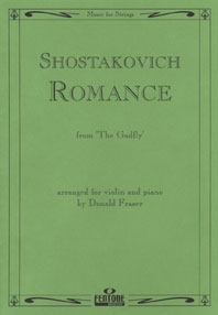 Romance From The Gadfly: Violin and Piano (Fentone)