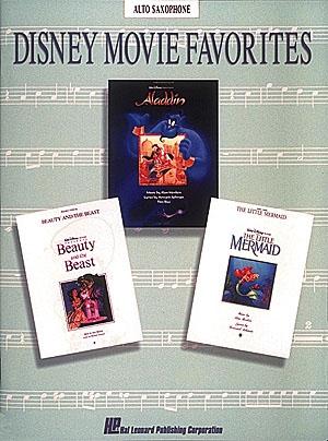 Disney Movie Favourites: Alto Saxophone
