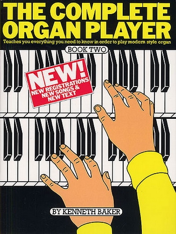 Complete Organ Player: 2 Tutor