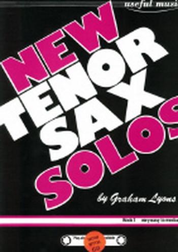 New Tenor Saxophone Solos: 1