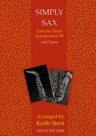 Simply Saxophone: Tenor Saxophone
