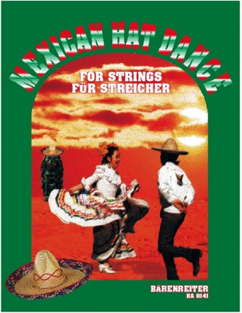 Mexican Hat Dance: String Ensemble: Score and Parts (Bar)