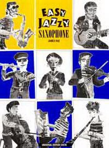 Easy Jazzy Saxophone: Alto Saxophone