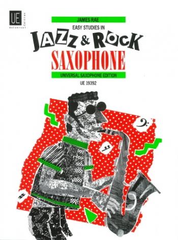Easy Studies In Jazz And Rock (James Rae)