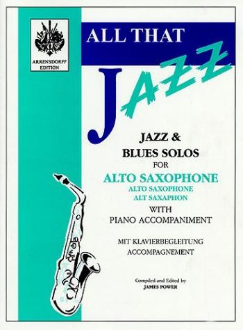 All That Jazz - Alto Sax & Piano