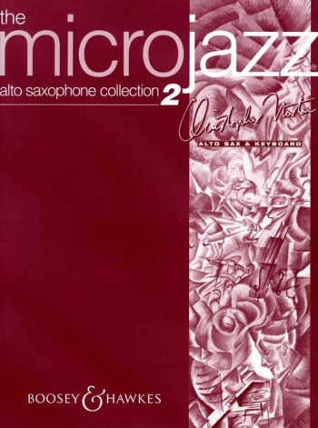 Microjazz Collection 2: Alto Saxophone