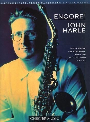 Encore!: Soprano/Alto/Tenor Saxophone and Piano