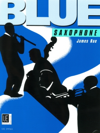 Blue Saxophone: Alto Or Tenor Saxophone