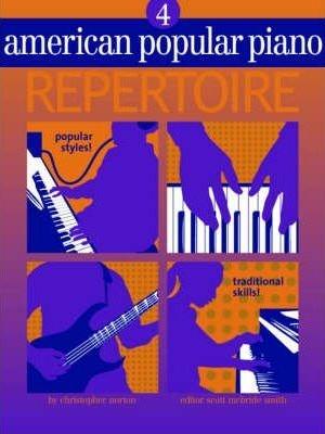 American Popular Piano: 4: Repertoire