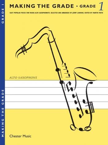 Making The Grade 1: Alto Sax & Piano