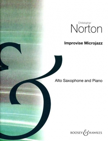 Improvise Microjazz: Alto Sax & Piano