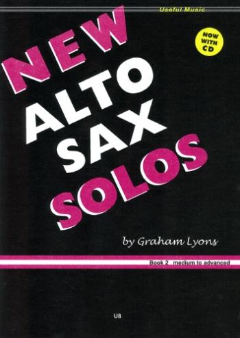 New Alto Saxophone Solos: Book 2