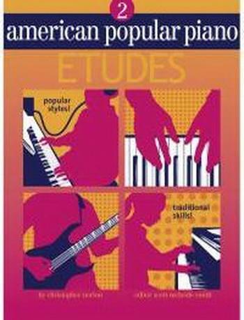 American Popular Piano: 2: Etudes