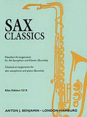 Sax Classics: Alto Saxophone & Piano