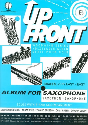 Up Front Album: Alto Saxophone
