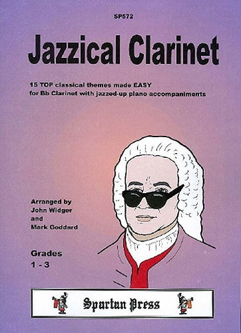 Jazzical Clarinet: Clarinet With Jazzed Up: Piano Accomp