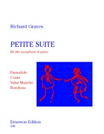 Petite Suite: Alto Saxophone (Emerson)