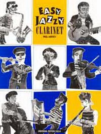 Easy Jazzy Clarinet & Piano (Harvey)