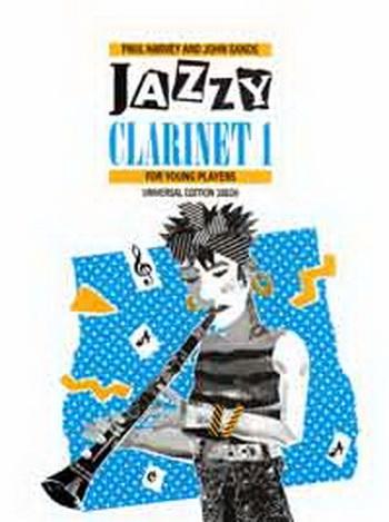 Jazzy Clarinet 1: Clarinet & Piano  (harvey)