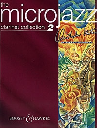 Microjazz Collection 2: Clarinet