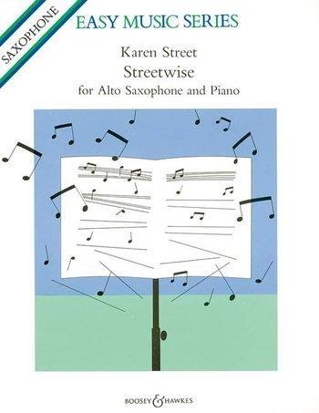 Streetwise: Alto Sax & Piano (street)