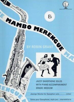 Mambo Merengue: Alto Saxophone& Piano (Brasswind)