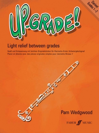 Up-Grade 1-2: Clarinet & Piano (Wedgwood)