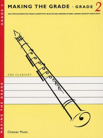 Making The Grade 2: Clarinet & Piano
